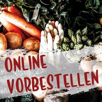 Online Vorbestellung Wochenmarkt Biberach, Bad Waldsee und Uhldingen